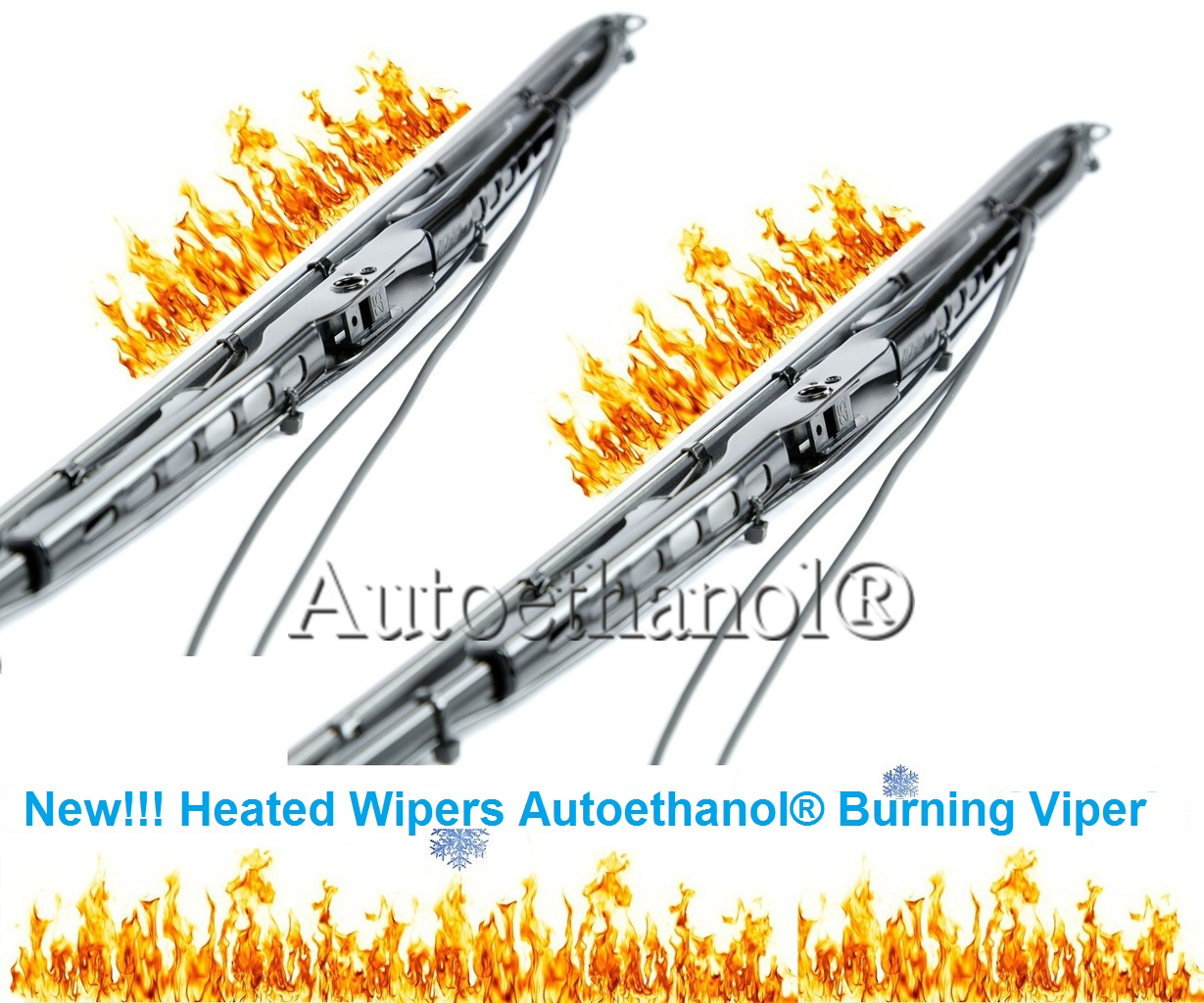 New!!!Heated Wipers Autoethanol®