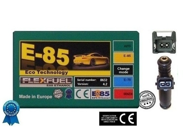E85 Ethanol Conversion Kit  Bosch-EV1 v4.2