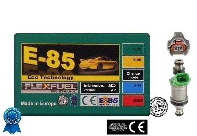 E85 Ethanol Conversion Kit Nippon Denso v4.2