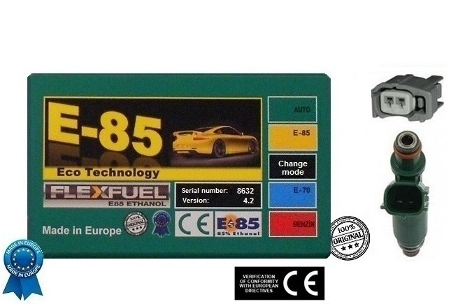 E85 Ethanol Conversion Kit Toyota v4.2